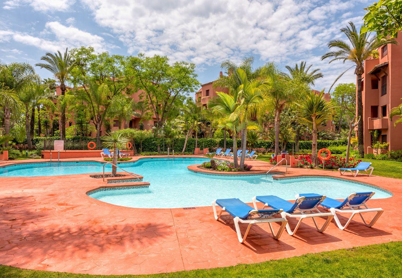 Apartamento en Marbella - iloftmalaga Alicate Playa - Los Monteros