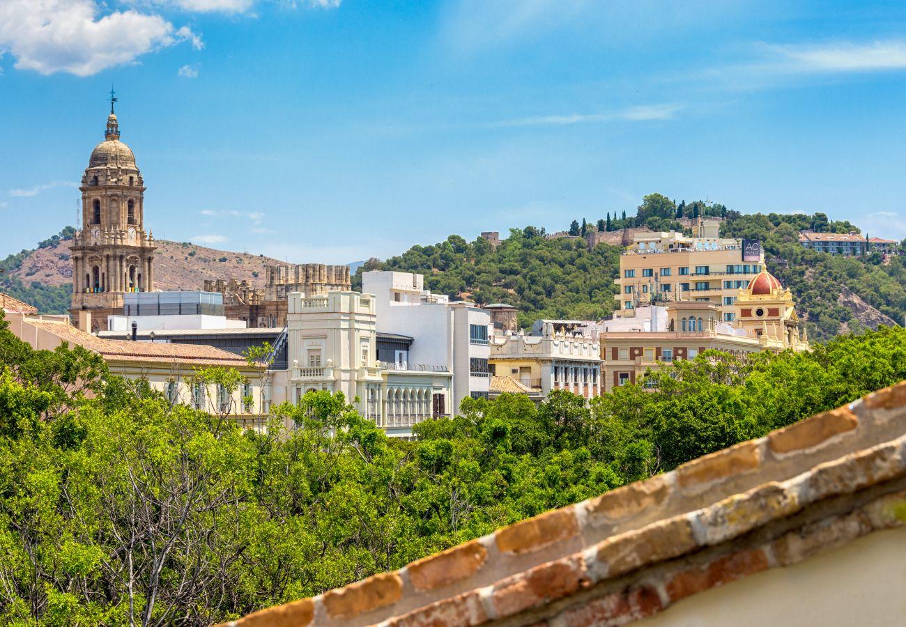 Apartamento en Málaga - iloftmalaga Premium Alameda Principal X