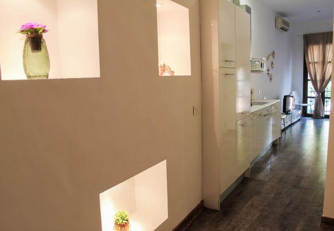 Apartamento en Sevilla - A (S.S.CUR12) Moderno apartamento Barrio Judería