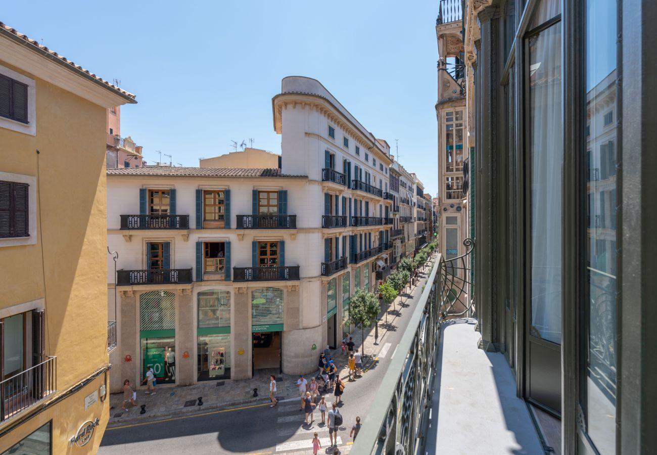 Apartamento en Palma de Mallorca - Apartamento con aireacondicionado a2 kmde la playa