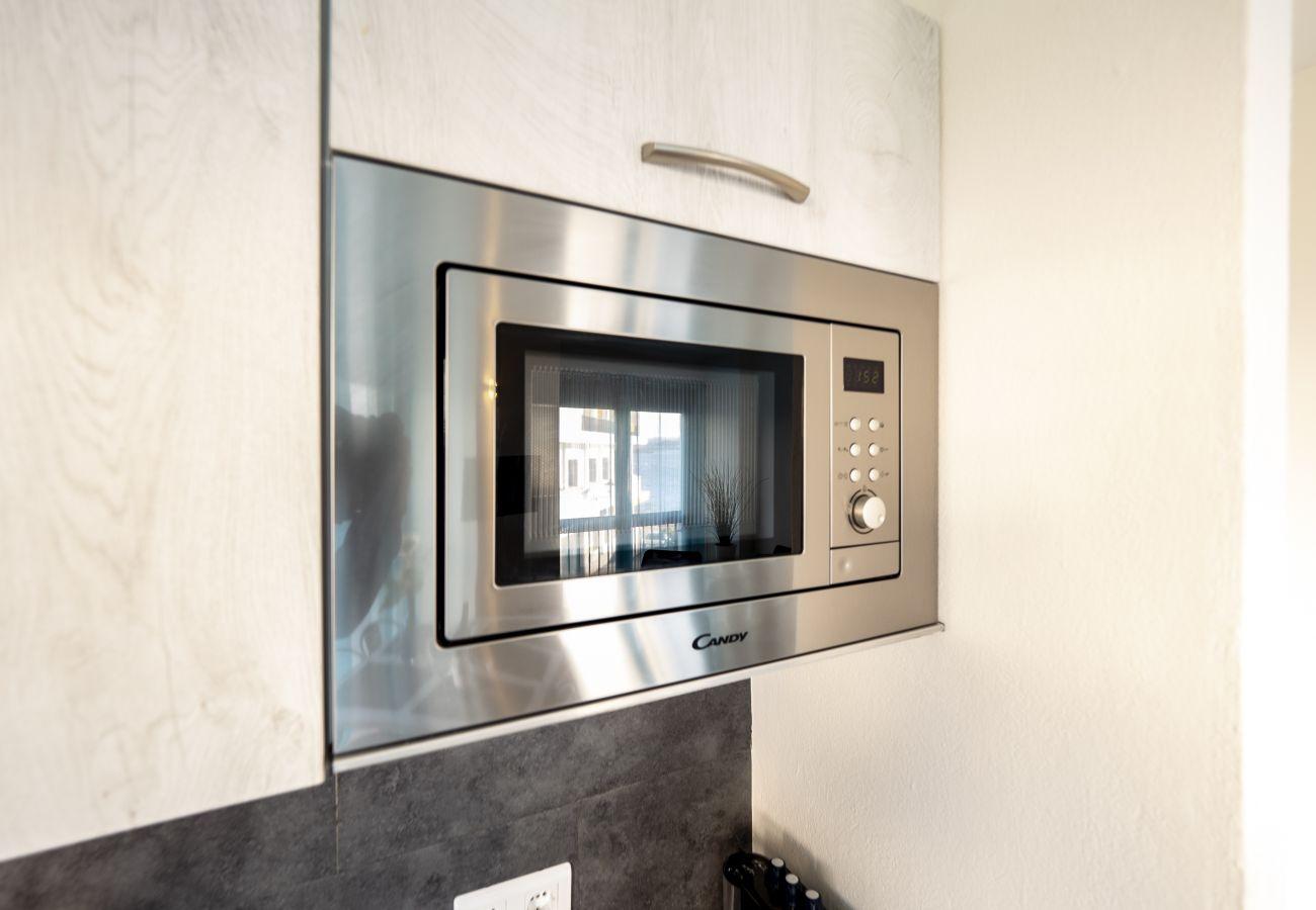 Apartamento en Ayamonte - Apartamento con aireacondicionado en Ayamonte