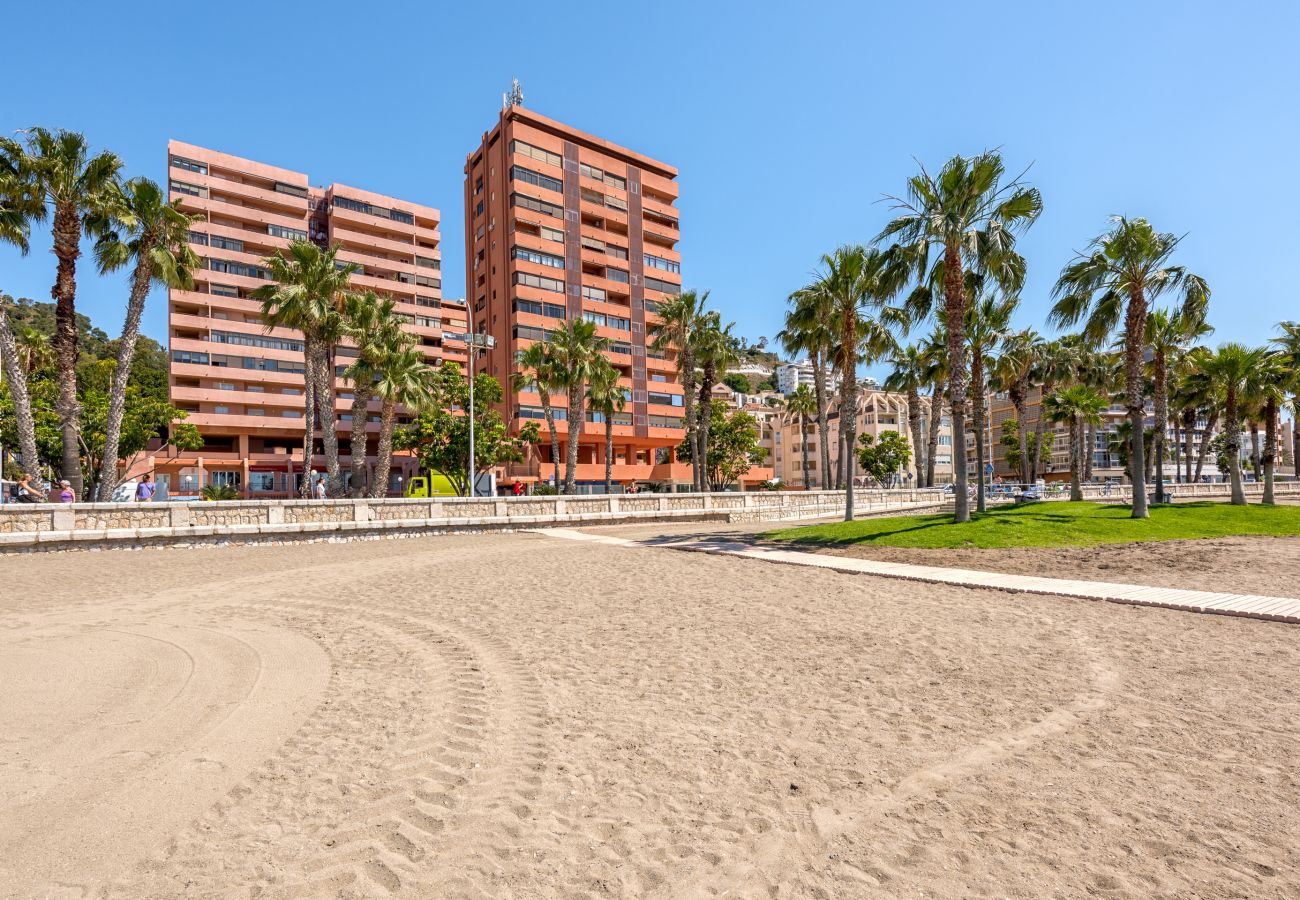 Estudio en Málaga - iloftmalaga Miramar I