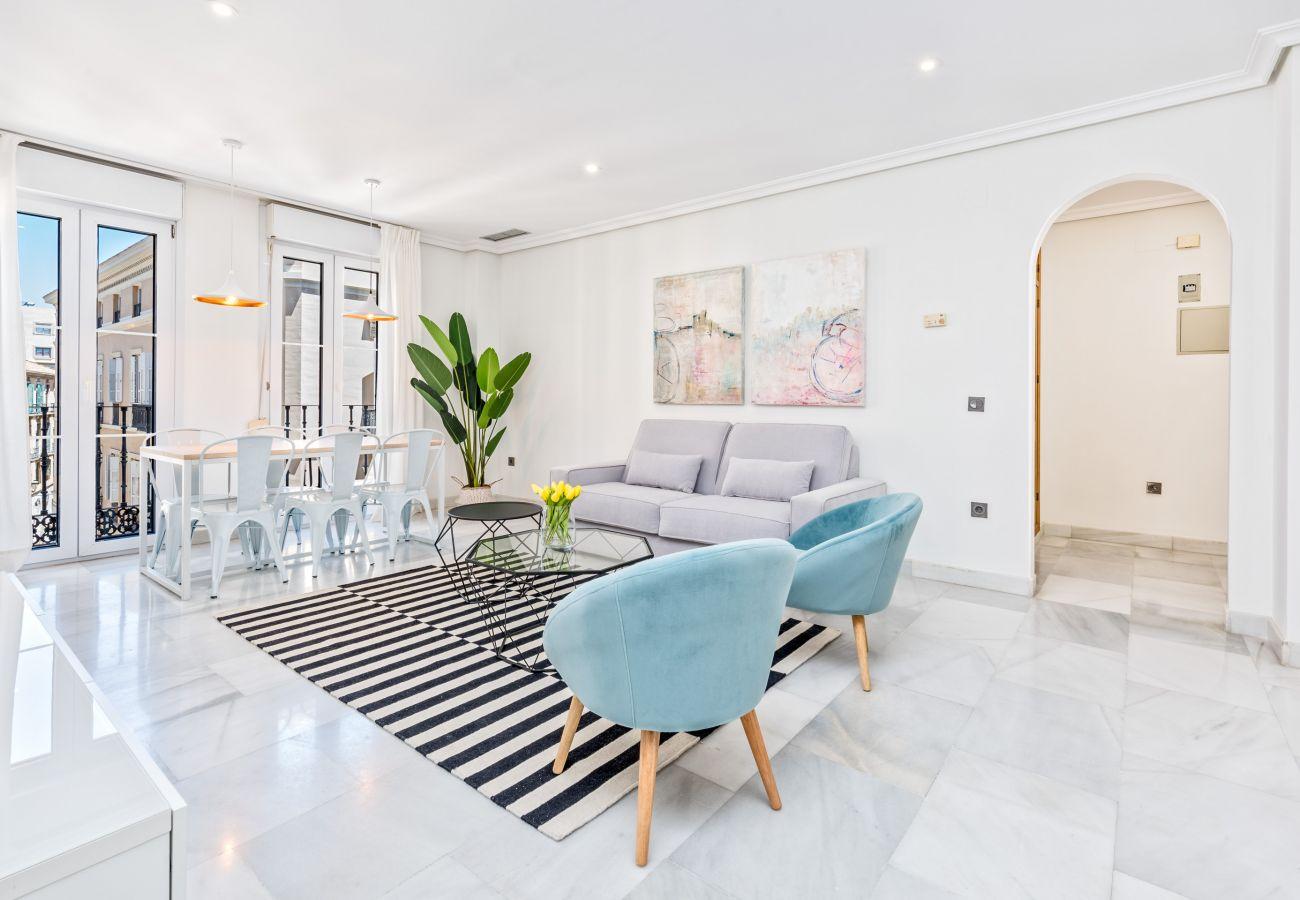 Apartamento en Málaga - Apartamento Calle Martínez - Larios 12