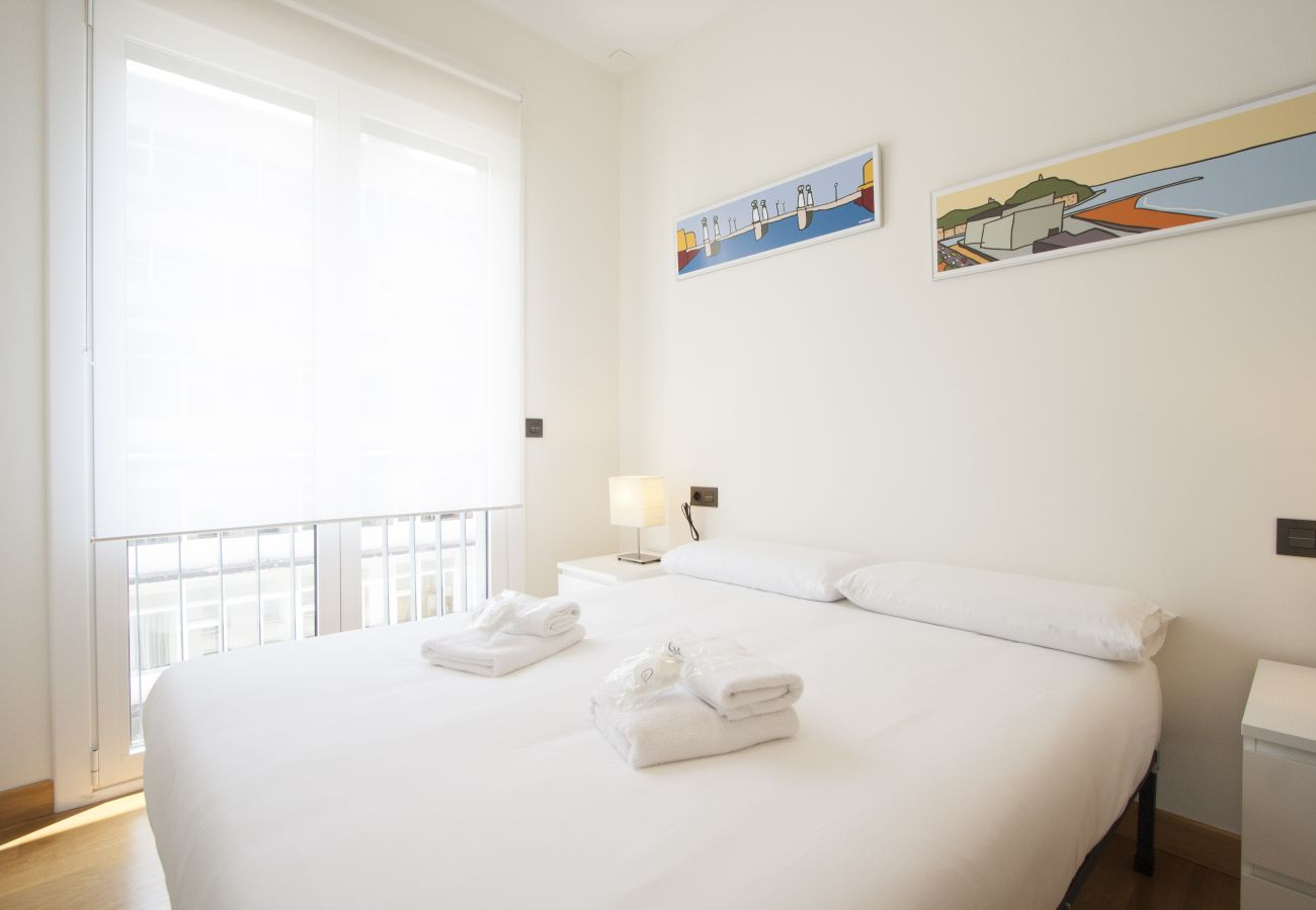 Apartamento en San Sebastián - Apartamento para 4 personas en San Sebastián