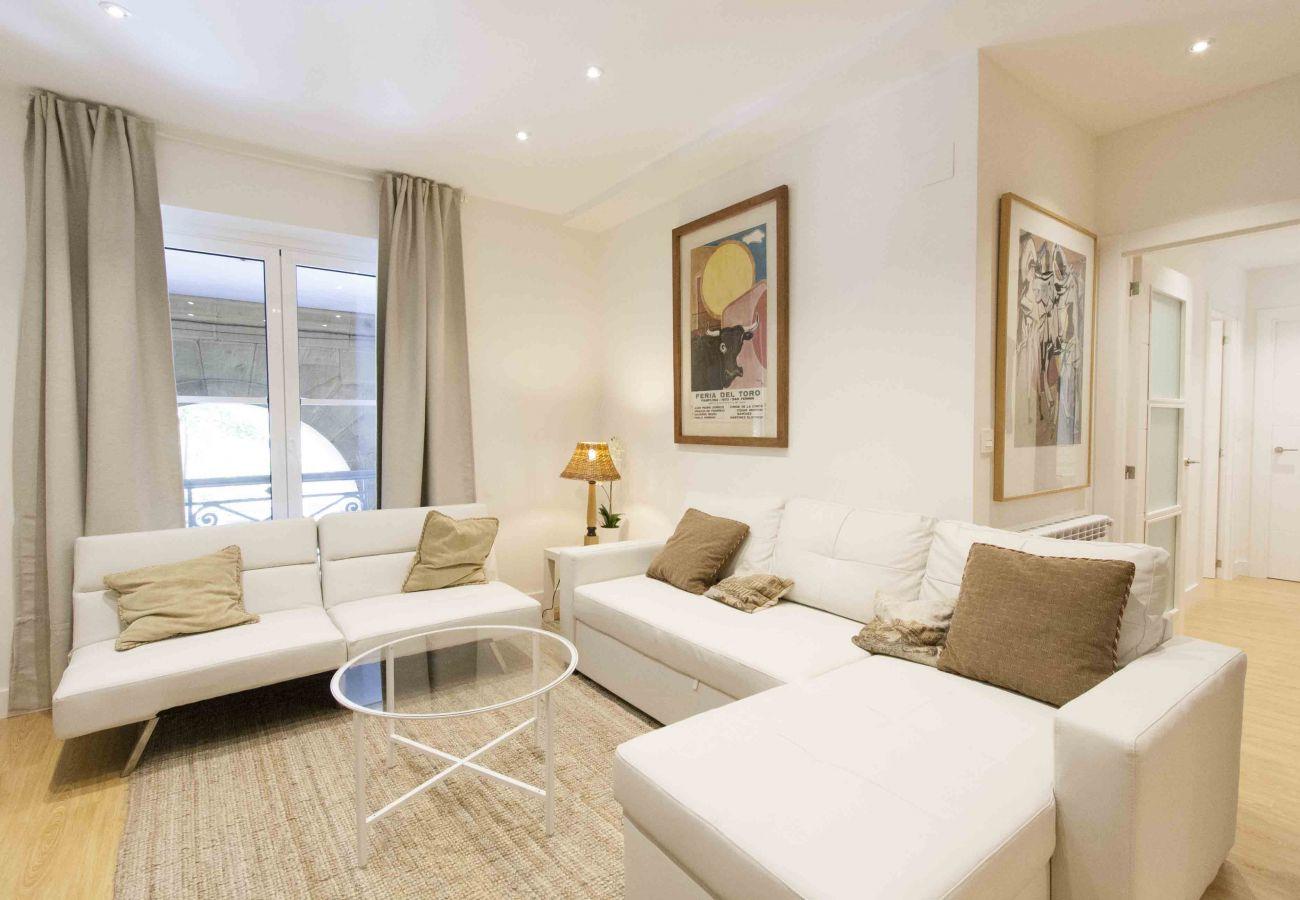 Apartamento en San Sebastián - Apartamento de 4 dormitorios a200 mde la playa