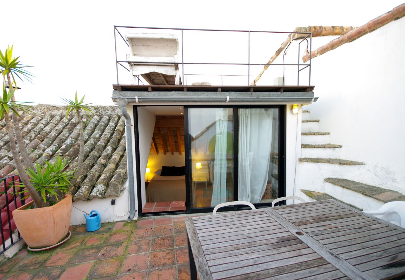 Apartamento en Tarifa - Apartamento para 6 personas en Tarifa