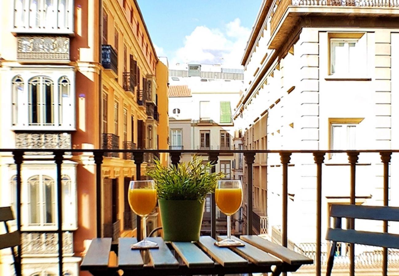 Apartamento en Málaga - iloftmalaga Puerta del Mar IV