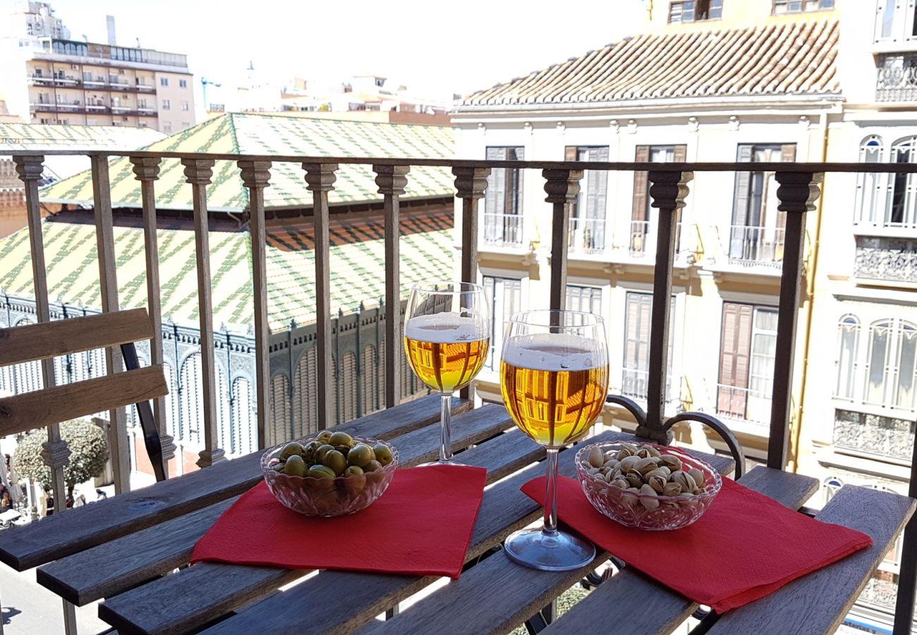 Apartamento en Málaga - iloftmalaga Puerta del Mar VI
