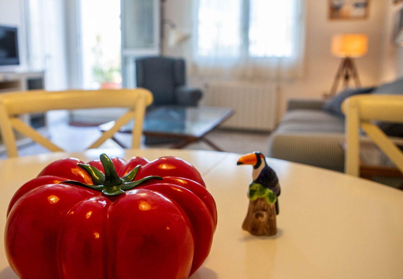 Apartamento en Cádiz - Apartamento para 5 personas a500 mde la playa