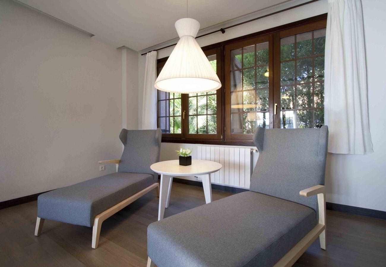 Villa en San Sebastián - Villa de 6 dormitorios a2 kmde la playa