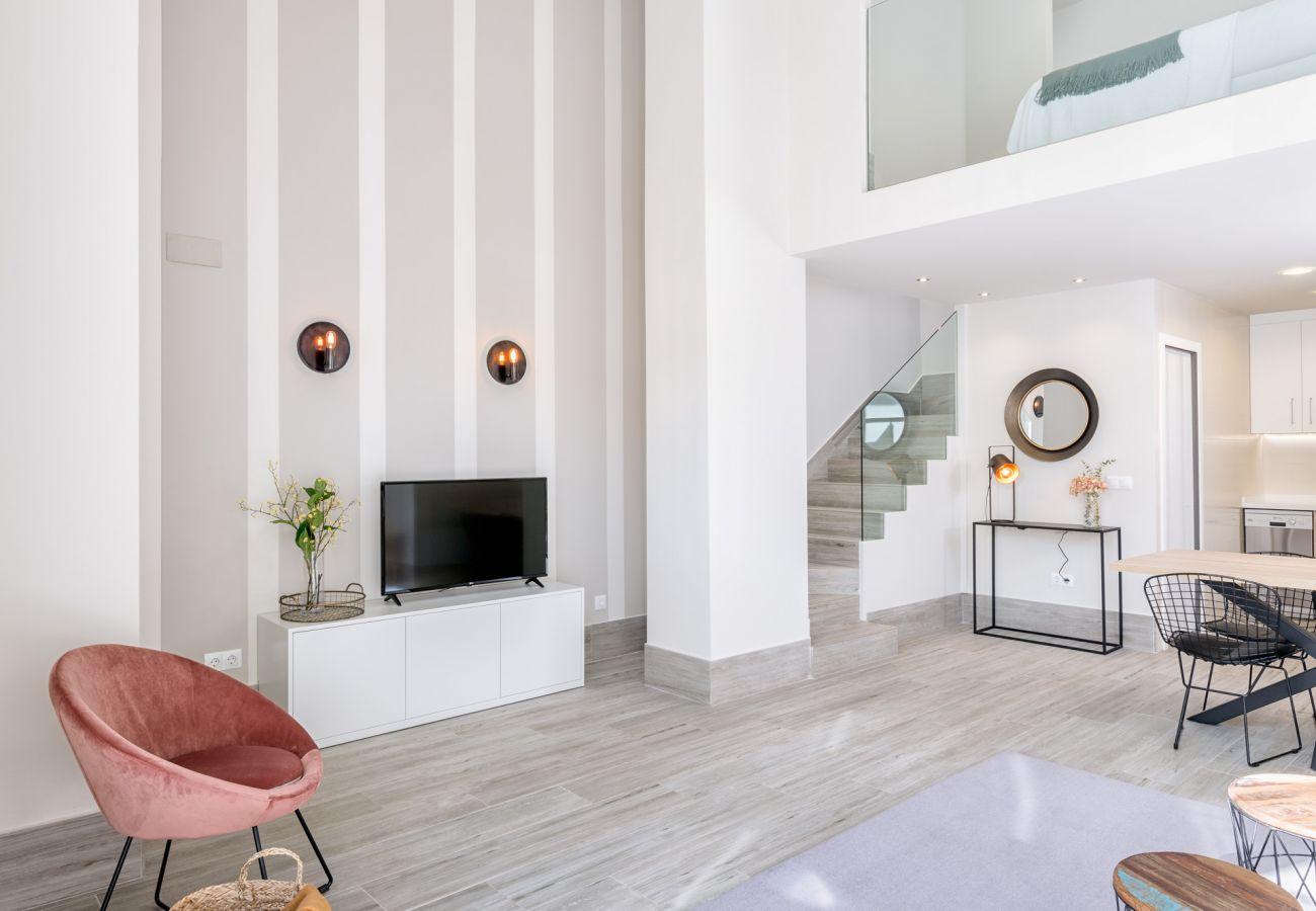 Apartamento en Málaga - iloftmalaga Estación Central I