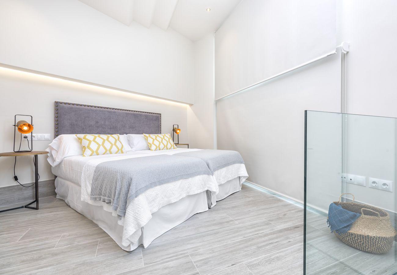 Apartamento en Málaga - iloftmalaga Estación Central X