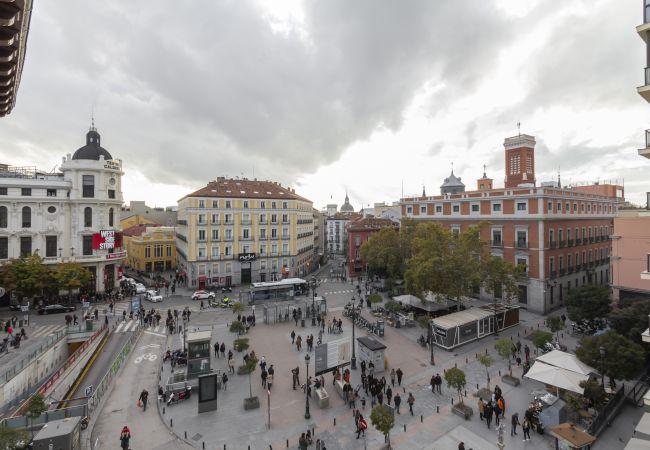 Estudio en Madrid - ZZ M (CRR33) Madrid Centro - Golden Mile