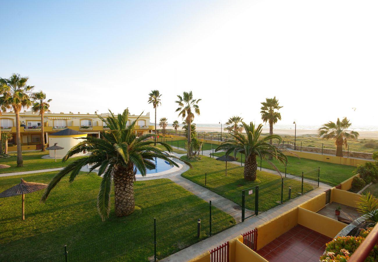 Apartamento en Tarifa - Apartamento para 3 personas a0 mde la playa