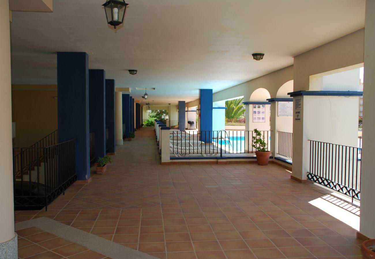 Apartamento en Punta del Moral - Apartamento para 5 personas a150 mde la playa