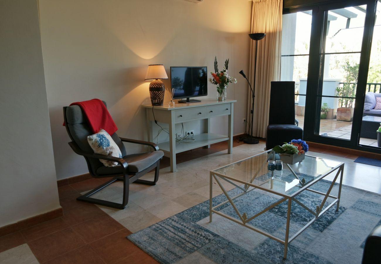Apartamento en Isla Canela - Apartamento de 2 dormitorios a2 kmde la playa