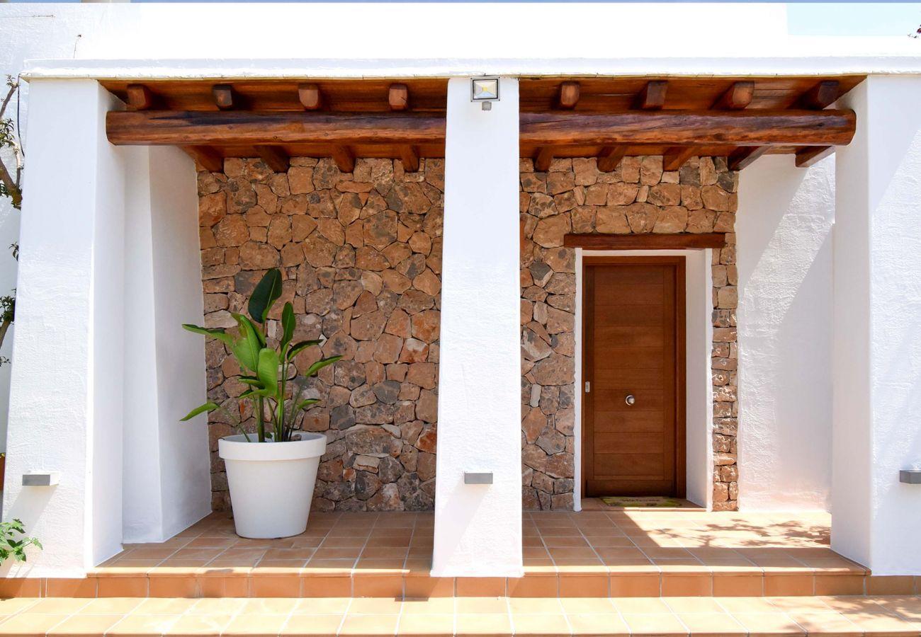 Villa en Ibiza - Villa para 10 personas en Ibiza