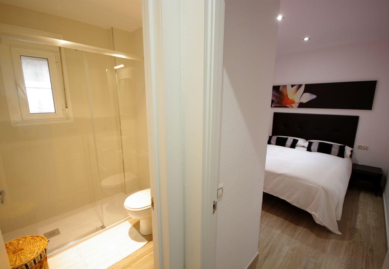 Apartamento en Tarifa - Apartamento para 4 personas a20 mde la playa