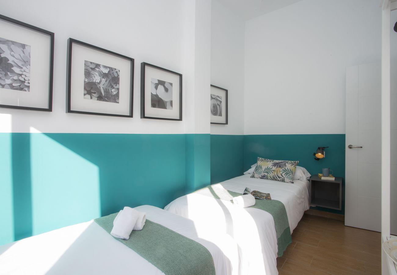 Apartamento en Valencia - Apartamento de 2 dormitorios en Valencia