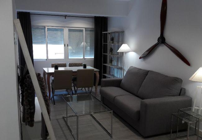 Apartamento en Cádiz - A (C.VEL3) Apartamento La Hélice (Velázquez)