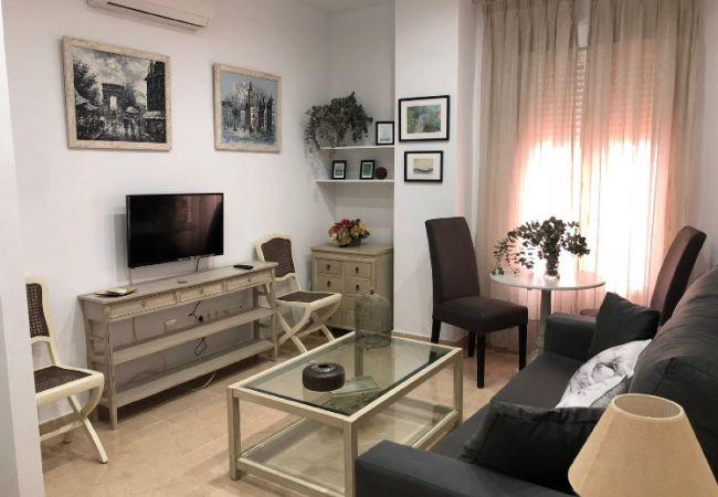 Apartamento en Arcos de la frontera - A (C.AF.MUV18) Ap. Sierra de Cádiz (Imperial)
