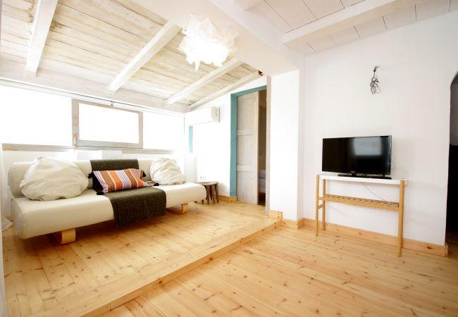 Apartamento en Tarifa - Apartamento de 1 dormitorios a250 mde la playa