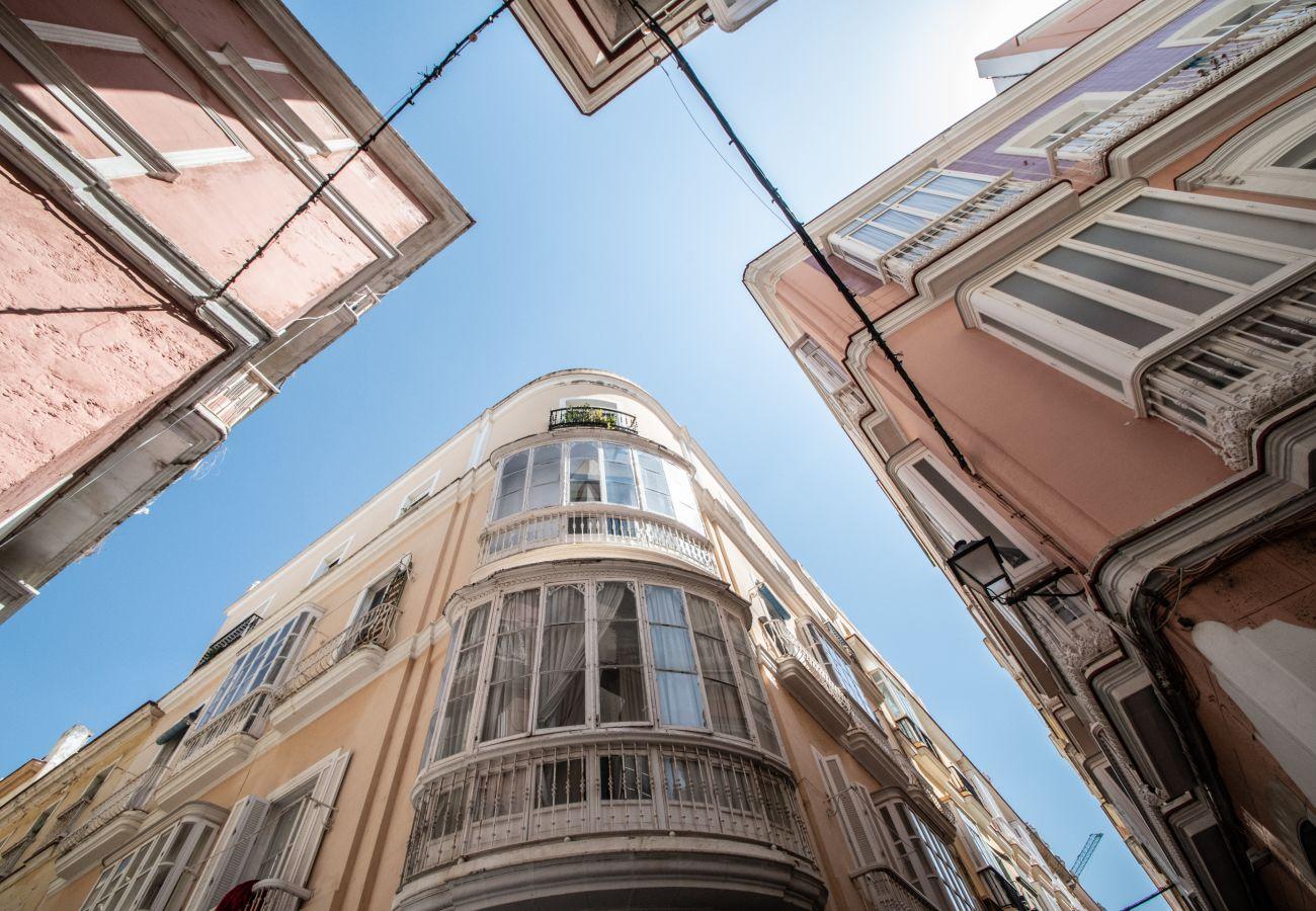 Apartamento en Cádiz - Apartamento para 4 personas a1 kmde la playa