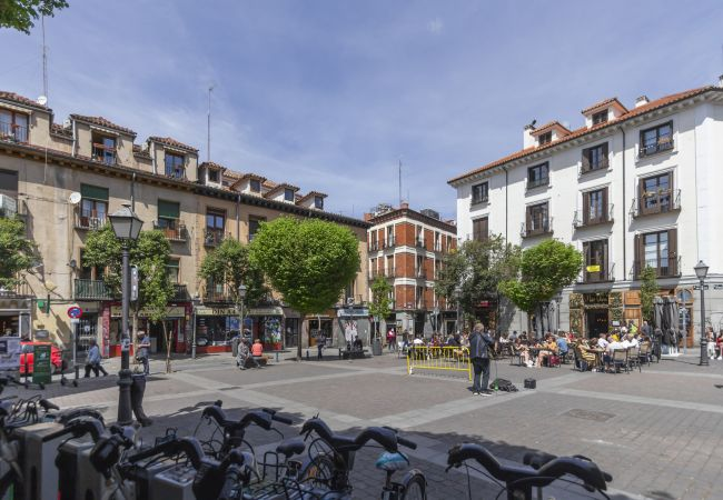 Apartamento en Madrid - Apartment Downtown Madrid Chueca-Malasaña- 1 ROOM 4 PAX