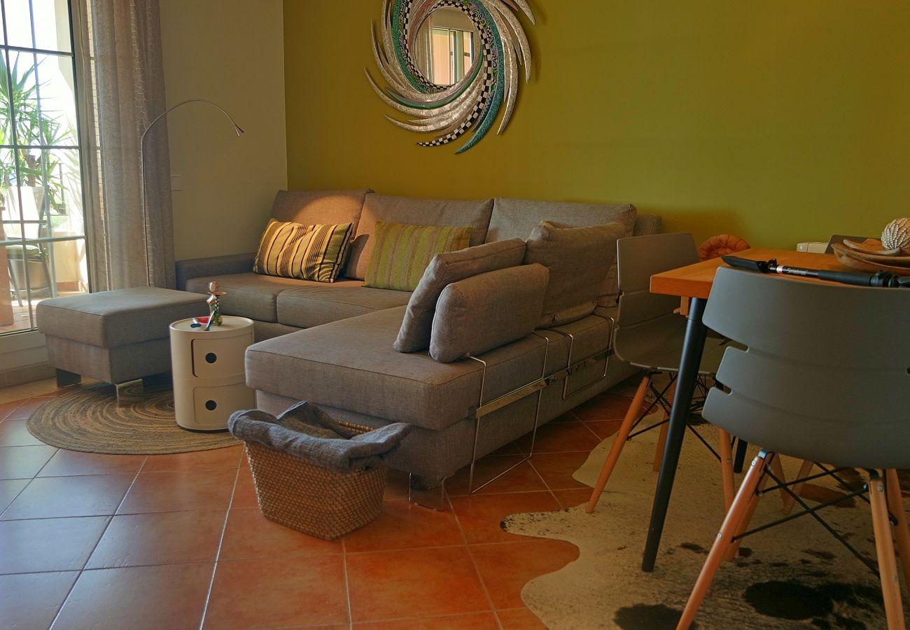 Apartamento en Punta del Moral - Apartamento para 4 personas a0 mde la playa