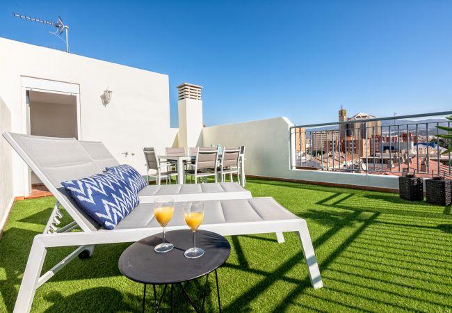 Apartamento en Málaga - iloftmalaga Calle Cuarteles