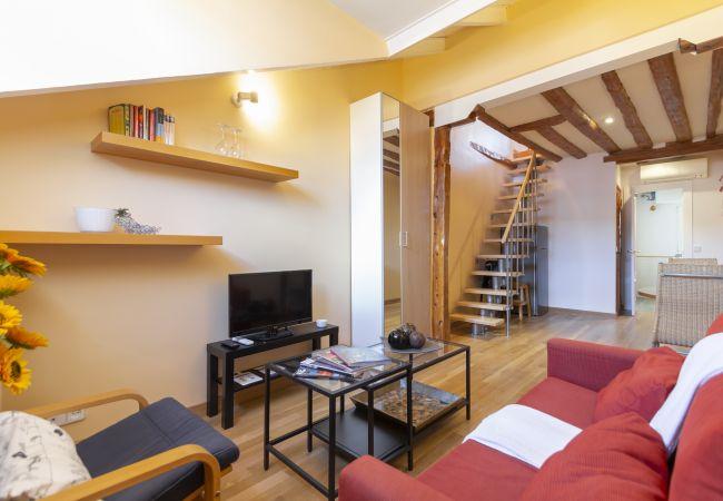 Apartamento en Madrid - M (PIA5º) Espectacular Duplex en Chueca Downtown M