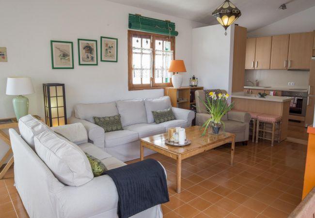 Casa en Agaete - Agaete apartamento con terraza y vistas al mar  by Lightbooking