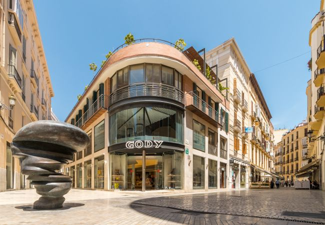 Apartamento en Málaga - iloftmalaga Larios Strachan II