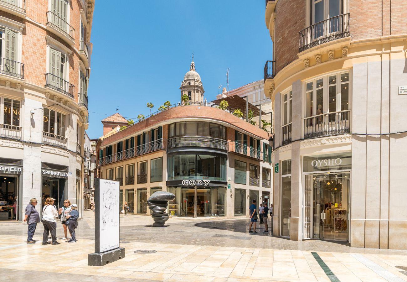 Apartamento en Málaga - iloftmalaga Larios Strachan I