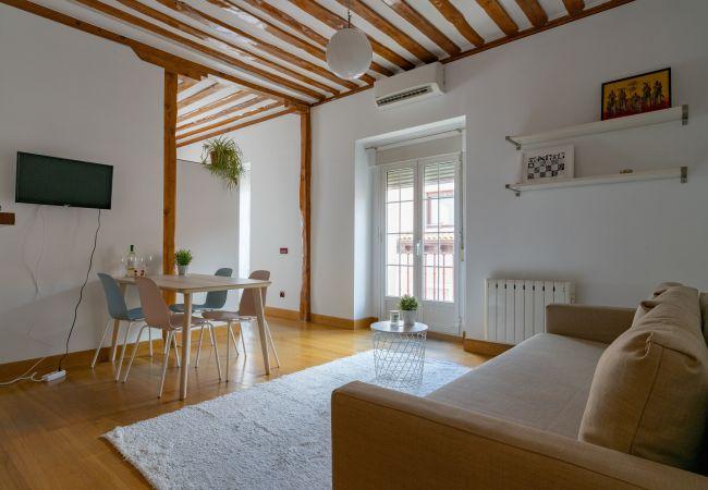 Apartamento en Madrid - M (SLV25) Madrid Centro-Gran Vía-Callao-Downtown
