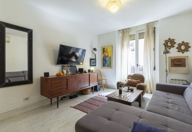Apartamento en Madrid - Apartment Madrid Downtown Tribunal-Malasaña-Chueca M (EST8)