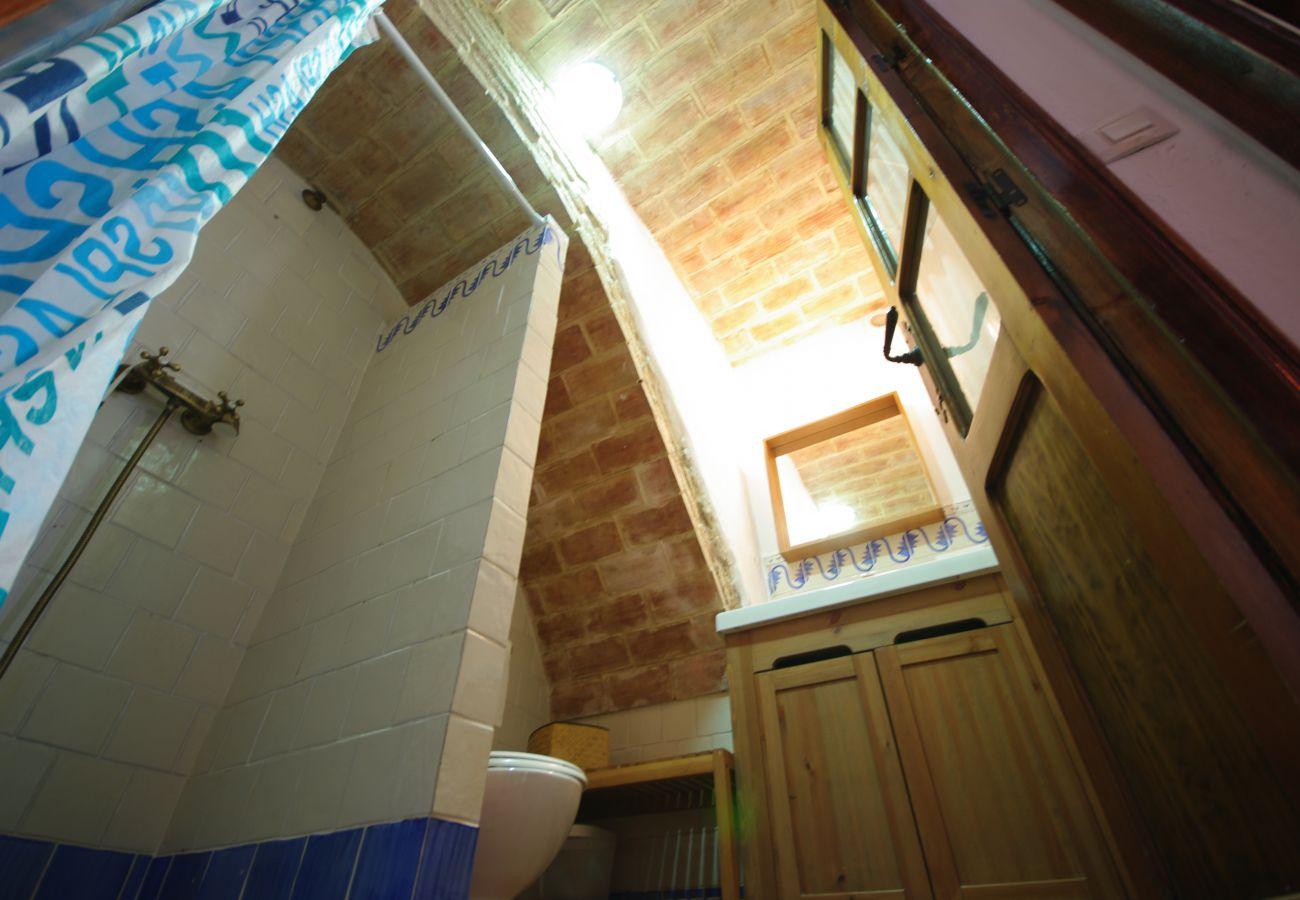 Apartamento en Tarifa - Apartamento para 3 personas en Tarifa