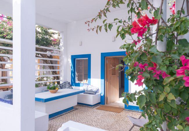 Apartamento en Vila Nova de Cacela - apartamento cerca del mar con terraza Algarve
