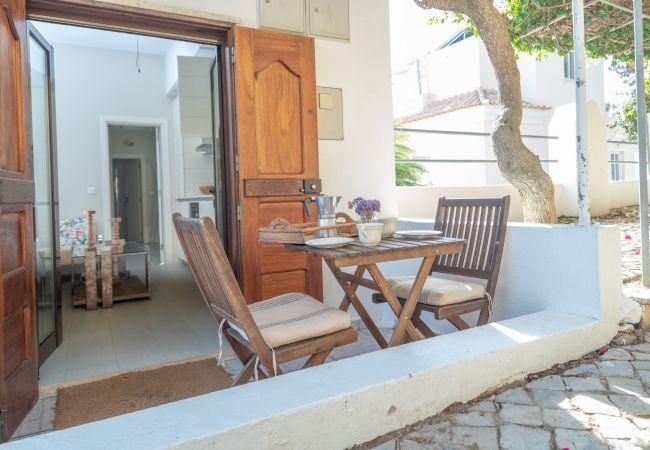 Apartamento en Vila Nova de Cacela - apartamento cerca playa Algarve Cacela Velha terraza wifi