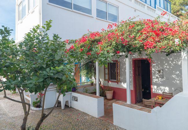 Apartamento en Vila Nova de Cacela - Apartamento Playa de Fabrica, Cacela Velha Algarve con terraza