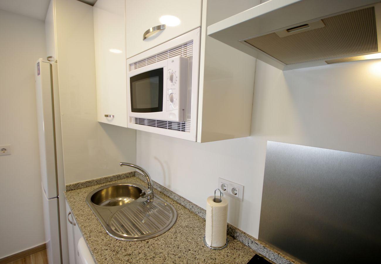 Apartamento en Tarifa - Apartamento de 1 dormitorios a100 mde la playa
