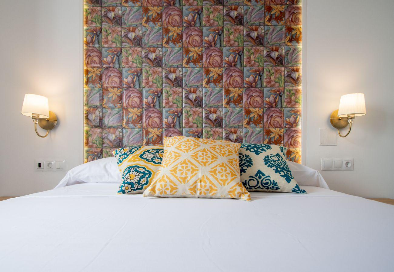 Apartamento en Cádiz - Apartamento de 1 dormitorios a500 mde la playa