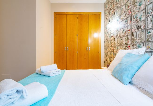 Apartamento en Madrid - Apartment Madrid Downtown La Latina/Plaza Cascorro M (ECM2ºD)
