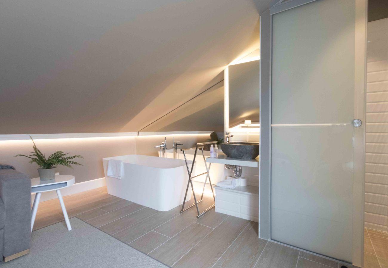Apartamento en San Sebastián - Apartamento de 3 dormitorios a300 mde la playa