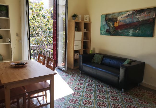 Apartamento en Barcelona - Apartamento en Gracia, Barcelona
