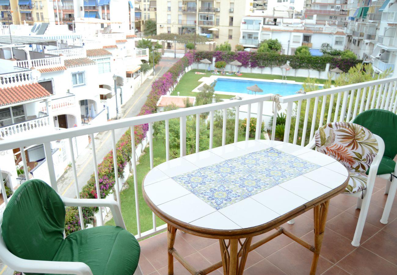 Apartamento en Nerja - Apartamento para 3 personas a200 mde la playa