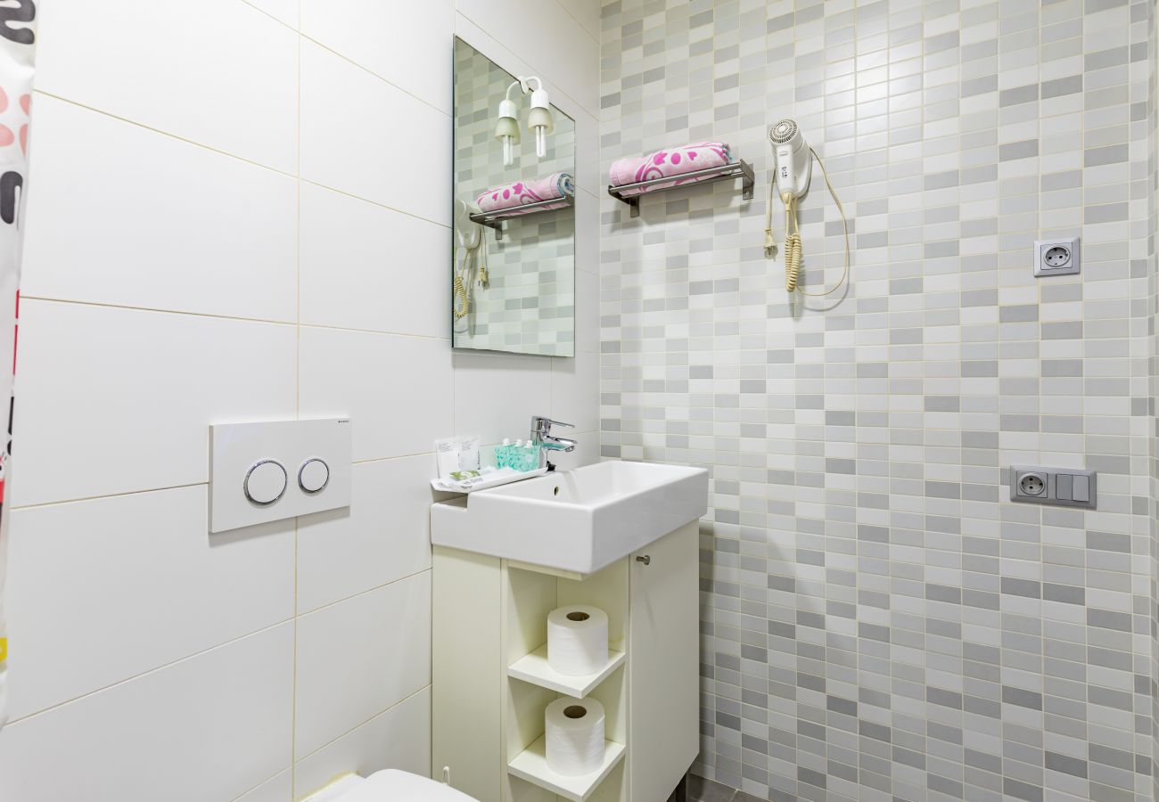 Apartamento en Valencia - TH Marítim 4-2