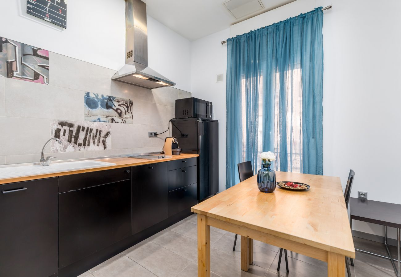 Apartamento en Valencia - TH Marítim 3-2