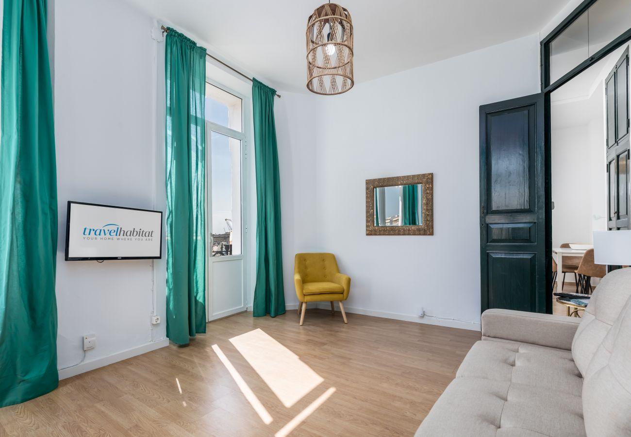 Apartamento en Valencia - Port Valencia 4