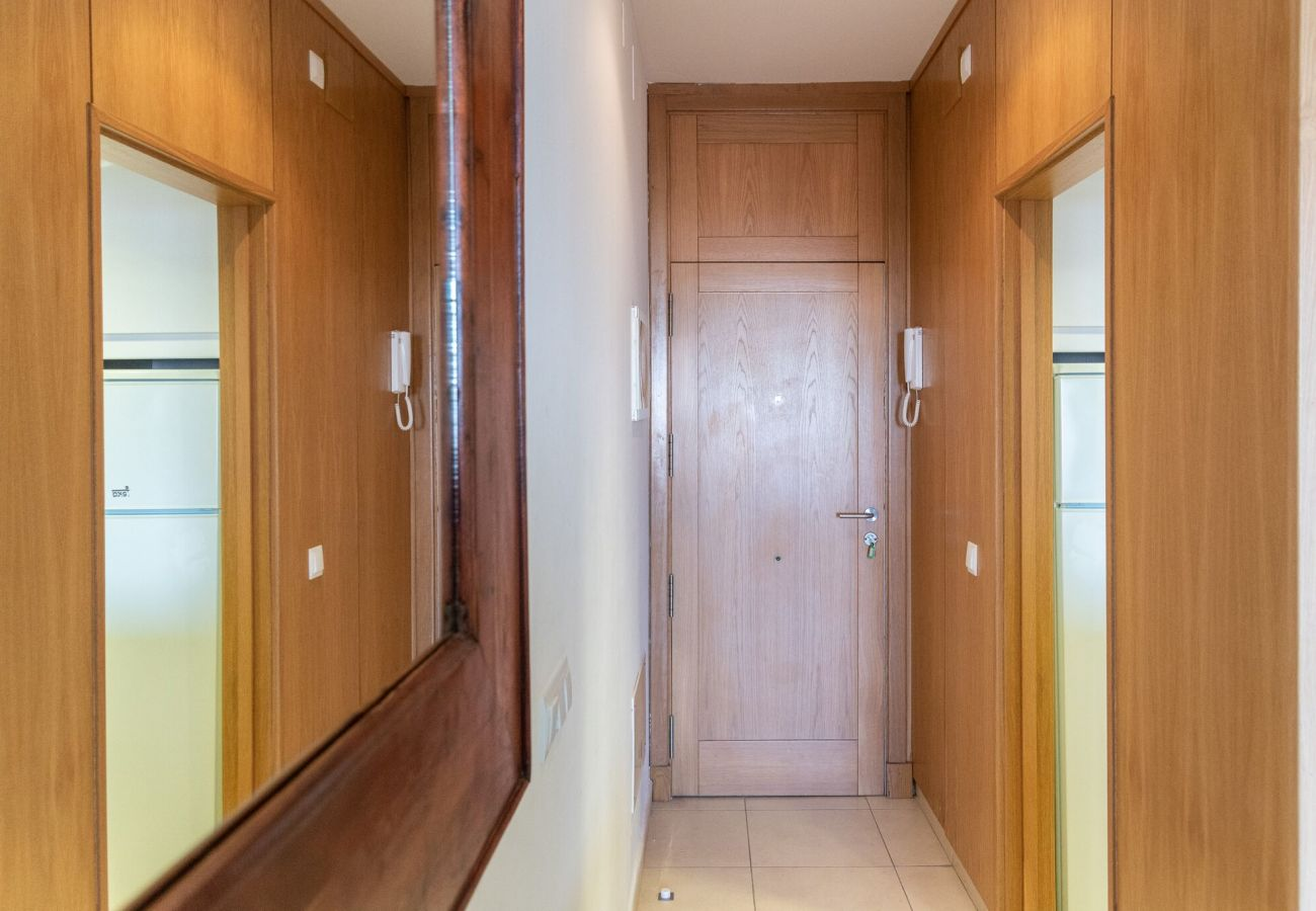 Apartamento en Punta Umbria - Apartamento con piscina a1 mde la playa